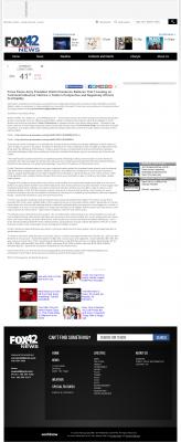 Forex Peace Army -  KPTM-TV FOX-42 (Omaha, NE) - Sound Trading Plan