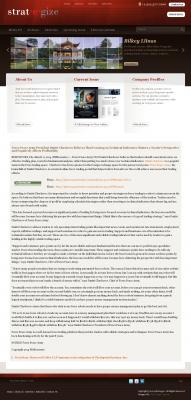 Forex Peace Army -  Strategize Magazine - Sound Trading Plan