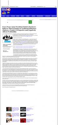 Forex Peace Army -  WALB NBC-10 (Albany, GA) - Sound Trading Plan