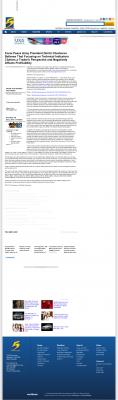 Forex Peace Army -  WMC NBC-5 (Memphis, TN) - Sound Trading Plan