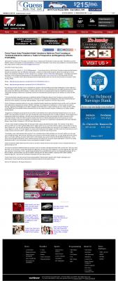 Forex Peace Army -  WTRF-TV CBS-7 (Wheeling, WV) - Sound Trading Plan